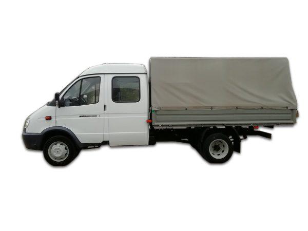 Тент на ГАЗ 33023