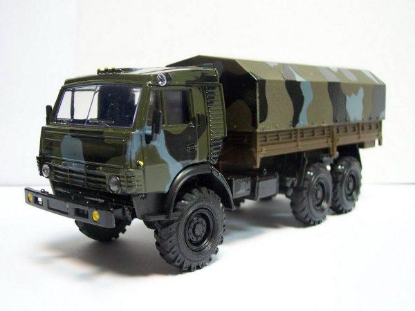 Тент на КамАЗ 5350