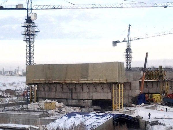 Буровое укрытие (бурукрытие),Брезент,один слой