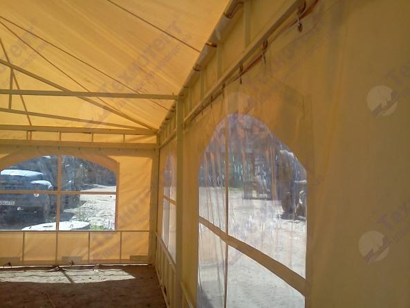 Мягкие окна для палаток