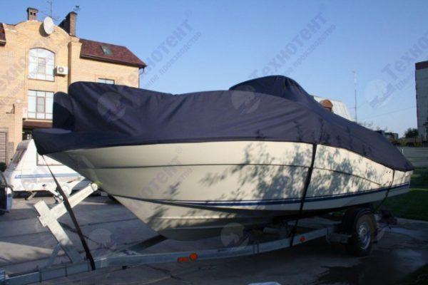 Стояночный тент на лодку (катер)