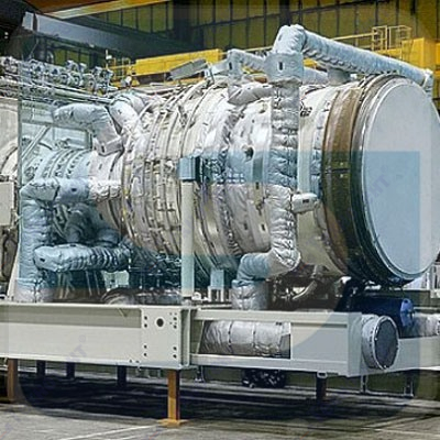 Термочехлы для турбин