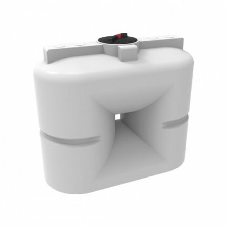 Емкость S 1000 oil белый (для топлива)