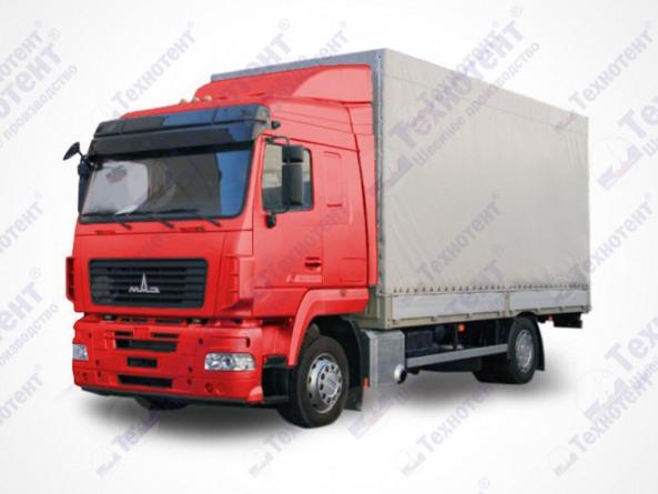 Тент на МАЗ-53366 (МАЗ-53363, МАЗ-53368)