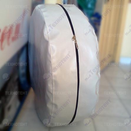 Чехол на запасное колесо внедорожника