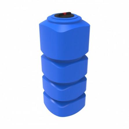 Емкость L 1000 с крышкой с дыхательным клапаном