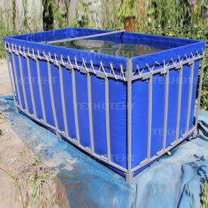 Мягкий бак для воды из ПВХ ткани