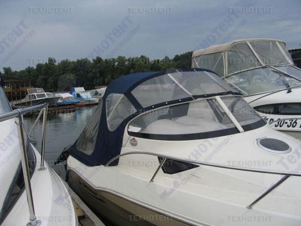 Мягкие окна для лодок и катеров