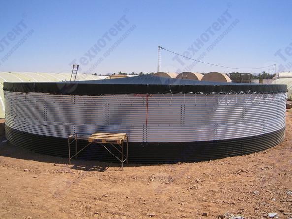 Модульные (гибридные) резервуары