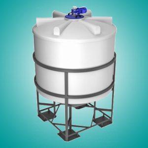 Емкости пластиковые от 1000 до 5000 л