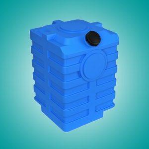 Пластиковые емкости объемом от 500 до 1000 л