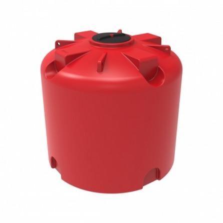 Емкость КАС 8000 TR красный