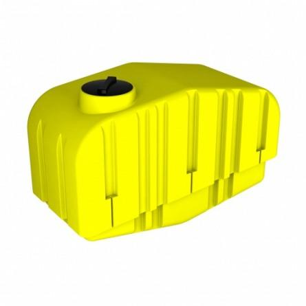 Емкость AGRO 3000 желтый