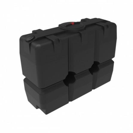 Емкость SK 2000 с крышкой с дыхательным клапаном черный