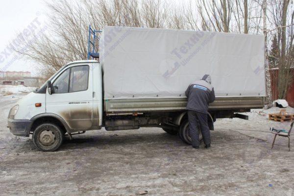 Тент на ГАЗ 3302-30