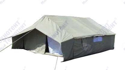 Палатка лагерная 6-ти местная 6ППП15 (15М2) базовая