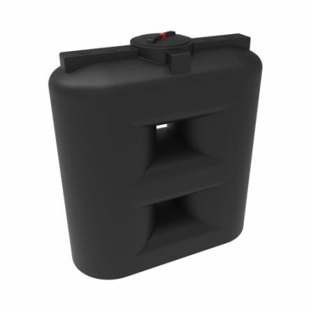 Емкость SL 2000 с крышкой с дыхательным клапаном черный