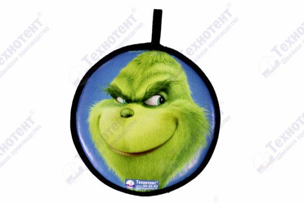 Ледянка мягкая диаметр 45см Зеленый