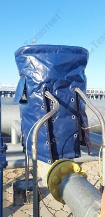 Термочехлы для теплообменного оборудования