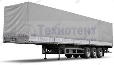 Тент на Полуприцеп МАЗ 975800-043