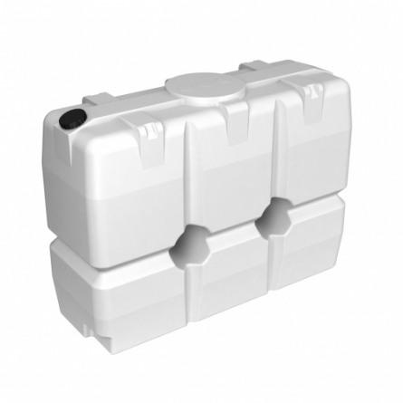 Емкость SK 2000 oil белый (для топлива)