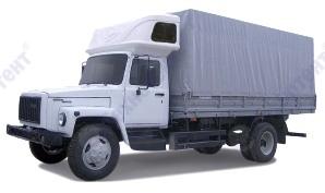 Тент на ГАЗ- 33073
