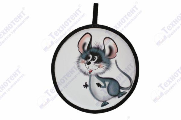 """Ледянка мягкая диаметр 45см """"Мышка"""""""